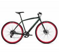 Велосипед Orbea CARPE 30 18 M Green - Red
