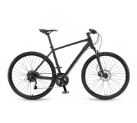 """Велосипед Winora Alamos men 28"""", рама 51 см, черный матовый, 2019"""