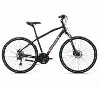 Велосипед Orbea COMFORT 10 18 L Anthracite - Orange