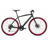 Велосипед Orbea CARPE 20 18 L Green-Red