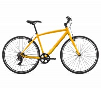 Велосипед Orbea CARPE 50 18 M Yellow