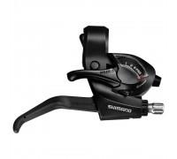 Тормозная ручка / Шифтер Shimano Acera ST-EF41 права 6 скоростей черный