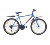 "Велосипед сталь Premier Vapor 26 19"" matt neon blue"