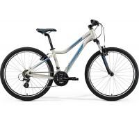 """Велосипед Merida JULIET 6.10-V M(17"""") SILK TITAN (DARK BLUE)"""
