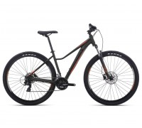 Велосипед Orbea MX 27 ENT 60 M [2019] Black - Red (J21217DV)