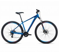 Велосипед Orbea MX 27 50 18 S Blue - Red