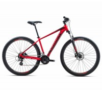 Велосипед Orbea MX 27 50 18 S Red - Black