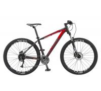 Велосипед KHS SIXFIFTY 500 Gloss Black/Red XL