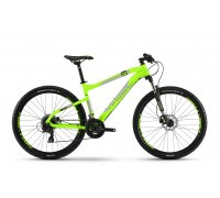 "Велосипед Haibike SEET HardSeven 2.0 27,5"", рама 50см, 2018, лайм"