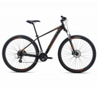 Велосипед Orbea MX 27 50 18 M Black - Orange
