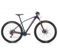 Велосипед Orbea ALMA 27 H50 M [2019] Blue - Orange (J22417DQ)