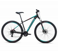 Велосипед Orbea MX 27 50 18 M Black - Turquoise - Red