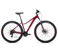 Велосипед Orbea MX 27 ENT 60 S [2019] Garnet - Orange (J21216DX)