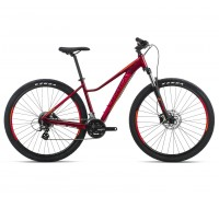 Велосипед Orbea MX 27 ENT 50 M [2019] Garnet - Orange (J21317DX)