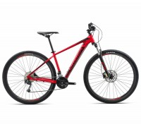 Велосипед Orbea MX 27 40 18 S Red-Black