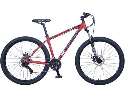 Велосипед KHS SIXFIFTY 200 Matte Red/Black S | Veloparts