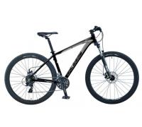 Велосипед KHS SIXFIFTY 300 Matte Black/Silver M