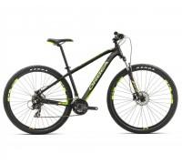 """Велосипед 27,5"""" Orbea MX 27 50 L Black-green-yellow"""