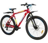 "Велосипед алюминий Premier Tsunami 27 Disc 20"" Neon Red"