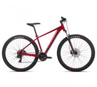 Велосипед Orbea MX 27 60 S [2019] Red - Black (J20015R5)