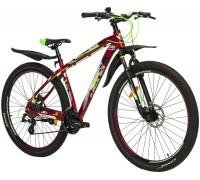 "Велосипед алюминий Premier Tsunami 29 Disc 18"" Red Cherry"