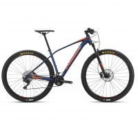 Велосипед Orbea ALMA 29 H30-XT M [2019] Blue - Orange (J22818DQ)