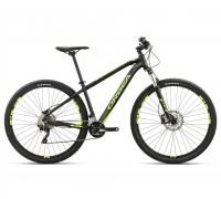 """Велосипед 29"""" Orbea MX 29 20 L Black-green-yellow"""