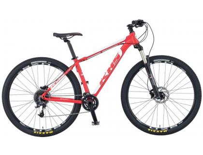 Велосипед KHS TEMPE Matte Red XL   Veloparts