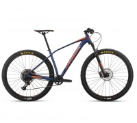 Велосипед Orbea ALMA 29 H30-EAGLE M [2019] Blue - Orange (J27918DQ)