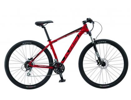 Велосипед KHS WINSLOW Matte Red M | Veloparts