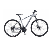 "Велосипед KHS ULTRA SPORT 2.0 Matte Silver 19"""