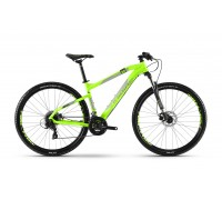 "Велосипед Haibike SEET HardNine 2.0 29"", рама 45см, 2018, лайм"