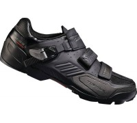 Веловзуття Shimano SH-M163 L чорний EU42