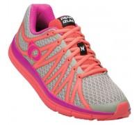Взуття для бігу жіноче Pearl Izumi W EM ROAD M2 сірий/рожевий EU38
