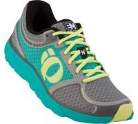 Взуття для бігу жіноче Pearl Izumi W EM ROAD M3 сірий/зелений EU39
