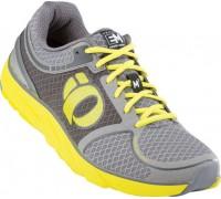 Взуття для бігу Pearl Izumi EM ROAD M3 сірий/жовтий EU44