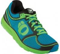 Взуття для бігу Pearl Izumi EM ROAD M3 синій/зелений EU43