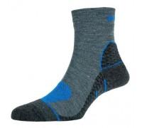 Шкарпетки жіночі P.A.C. Primaloft MTB 35-37 сірий