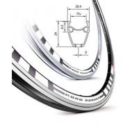 Обід Mach1 Road Runner 28˝ (700C) 36 отвотрі під V-Brake сріблястий FV