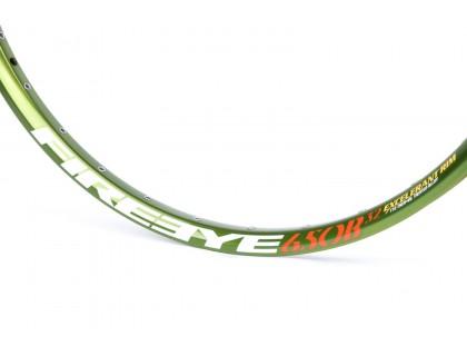Обід FireEye Excelerant 650B 32 мм 32 отвори під диск зелений | Veloparts