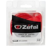 Фліпер Zefal 559-22 поліуретановий червоний 2 штуки