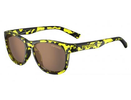 Окуляри Tifosi Swank Yellow Confetti з лінзами Brown Polarized | Veloparts