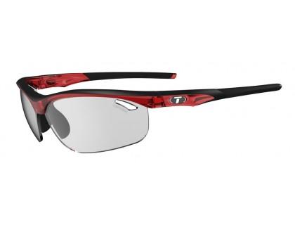 Окуляри Tifosi Veloce Crystal Red з лінзами Smoke Fototec | Veloparts