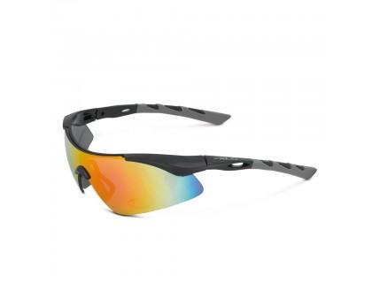 Очки XLC SG-C09 'Komodo', черно -серые | Veloparts