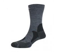 Шкарпетки чоловічі P.A.C. Trekking Pro 44-47 сірий