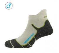 Шкарпетки чоловічі P.A.C. TR 1.1 Trekking Superlight білий/зелений 40-43