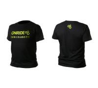 Футболка ONRIDE Logo чорний XL