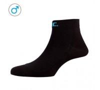 Шкарпетки чоловічі P.A.C. Running Ultralight Speed чорний 40-43
