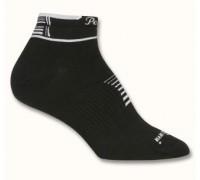Шкарпетки жіночі Pearl Izumi Elite Low чорний/білий M