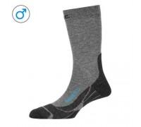 Шкарпетки чоловічі P.A.C. TR 3.1 Trekking Light Men сірий 44-47